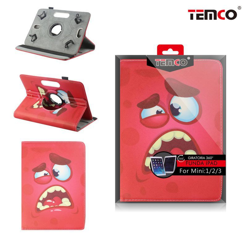 funda ipad mini 1 / 2 / 3 monster