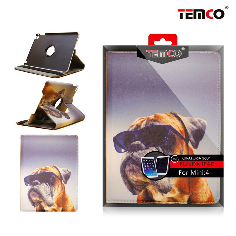 funda ipad mini 4 dog