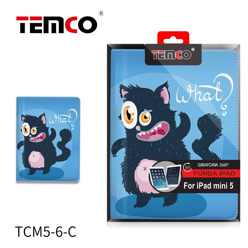 "funda ipad mini 5 / 7.9"" cat"