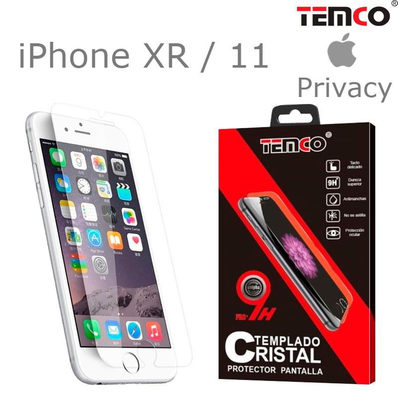 cristal privacy iphone xr / 11