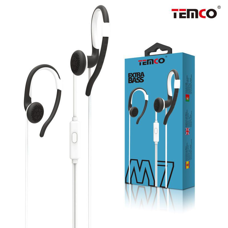 Auriculares M7 Blanco