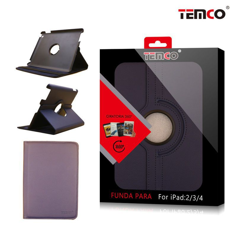 Funda iPad 2 / 3 / 4 Azul