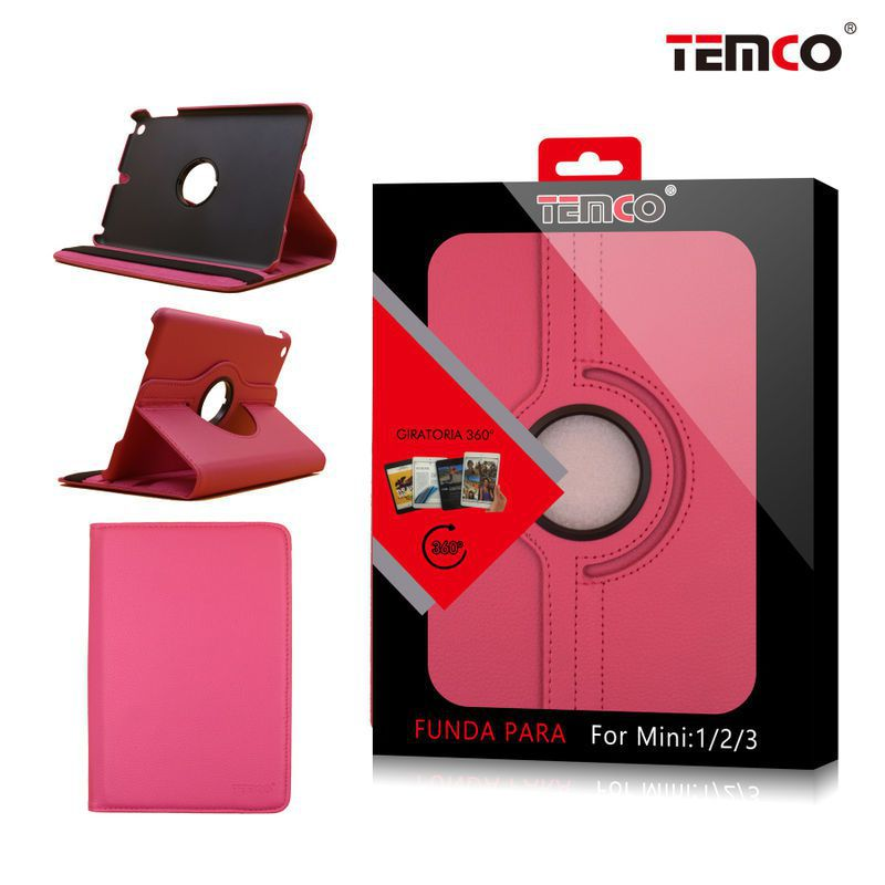 Funda iPad Mini 1 / 2 / 3 Fucsia