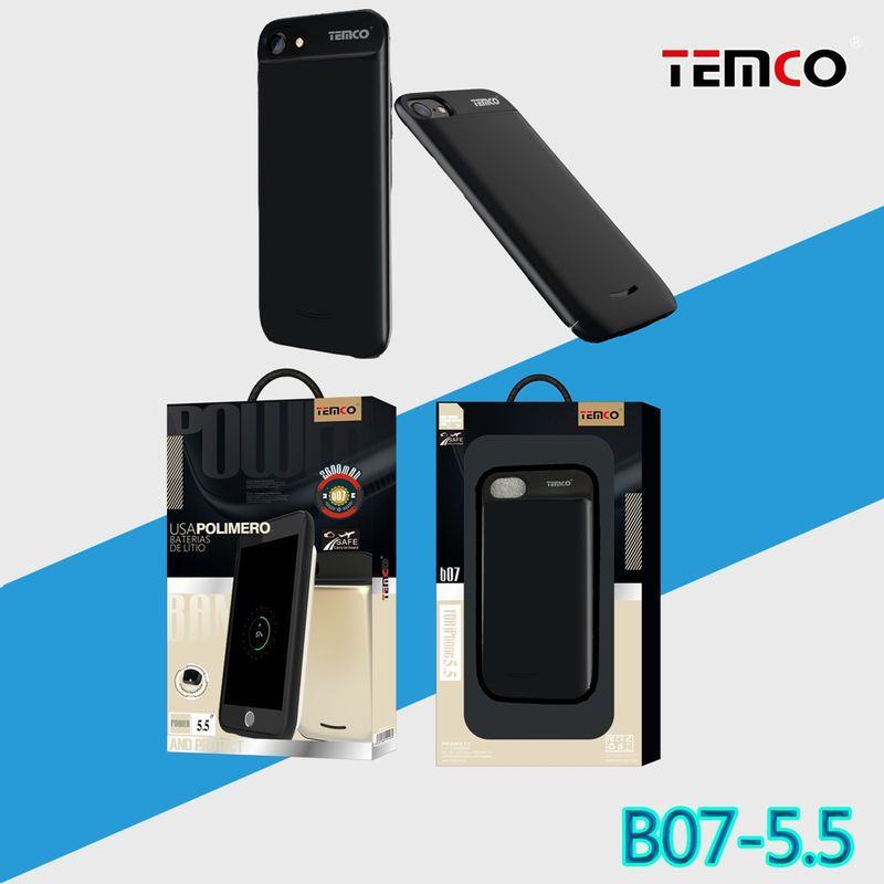 PBank Iphone 5.5 Black