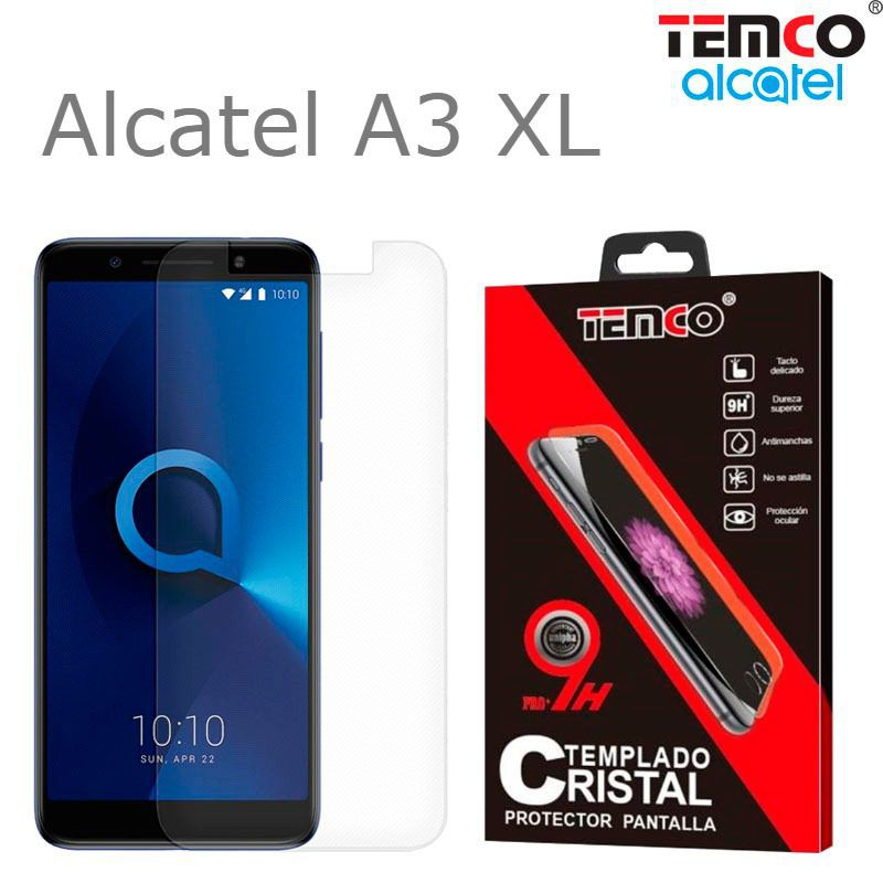 Tempered Glass Alcatel A3 XL