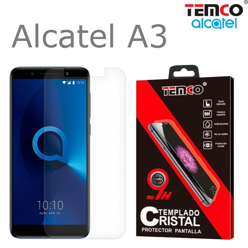 Tempered Glass Alcatel A3