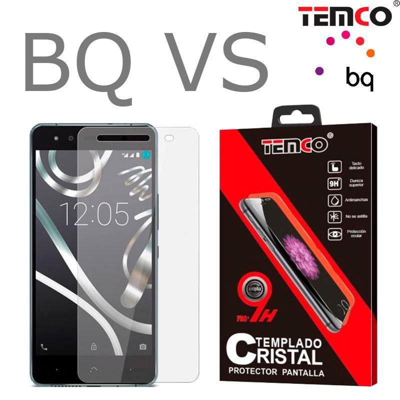 BQ VS Tempered Glass