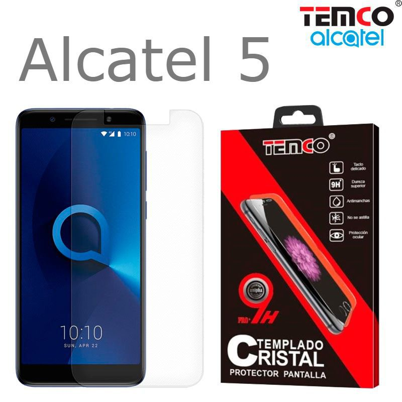 Tempered Glass Alcatel 5