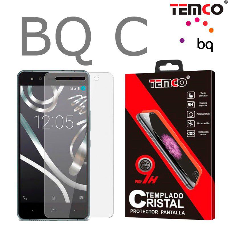 BQ C Tempered Glass