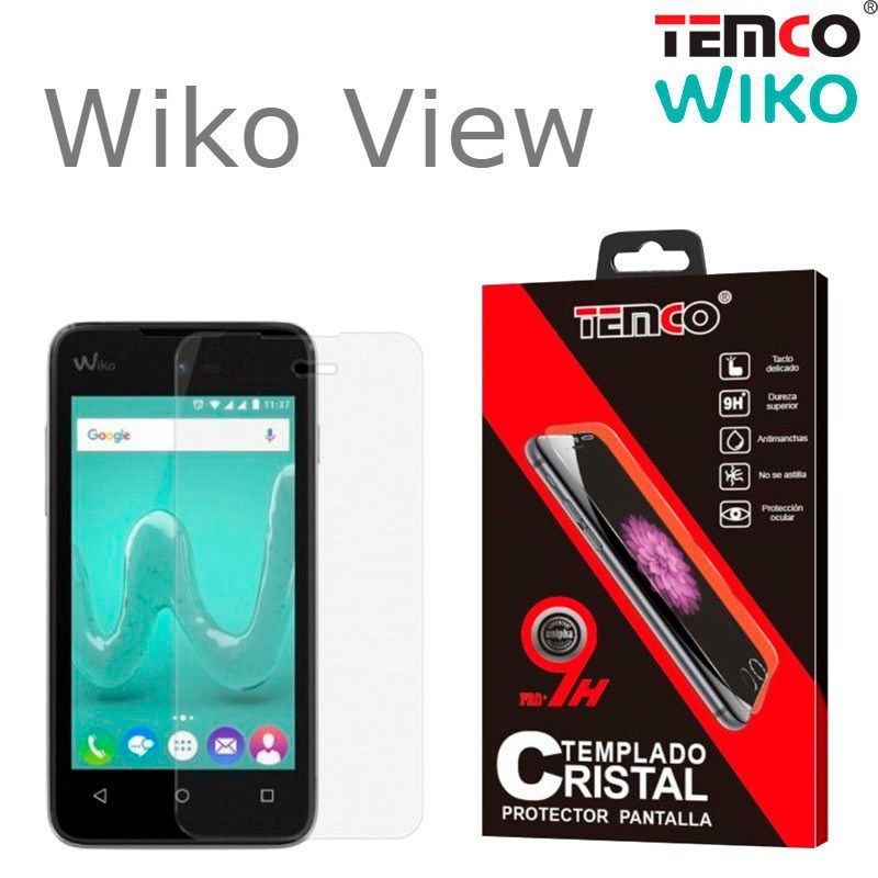 Wiko VIEW Tempered Glass