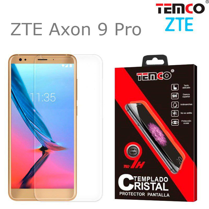 Zte Axon 9 Pro Tempered Glass