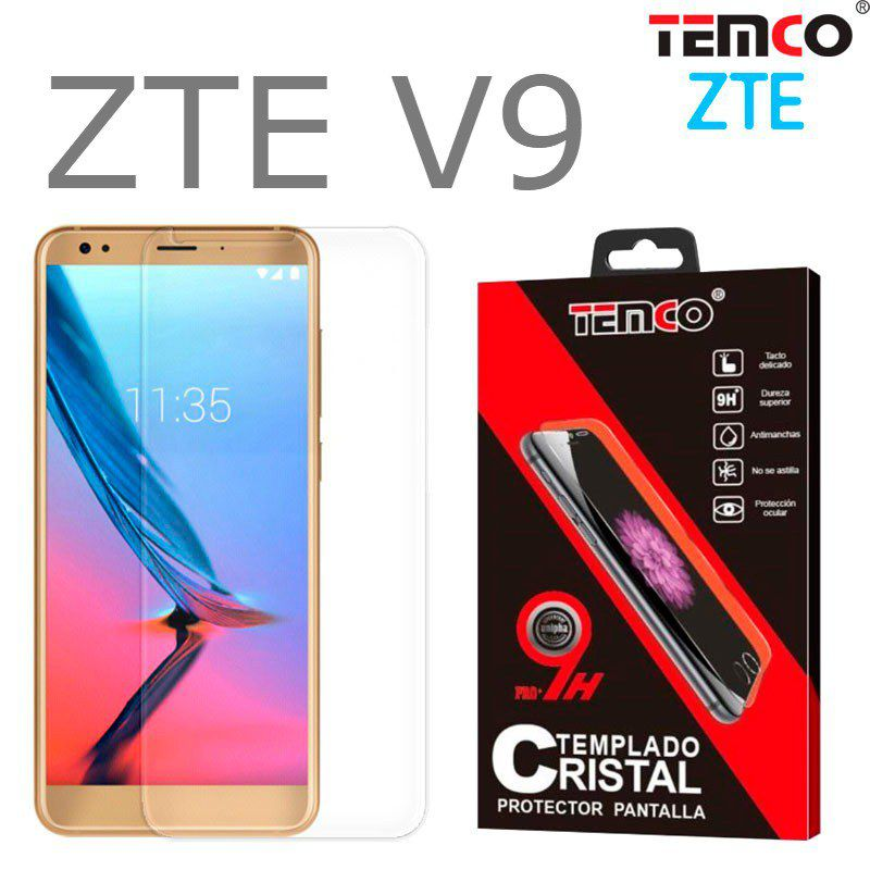 Zte V9 Tempered Glass