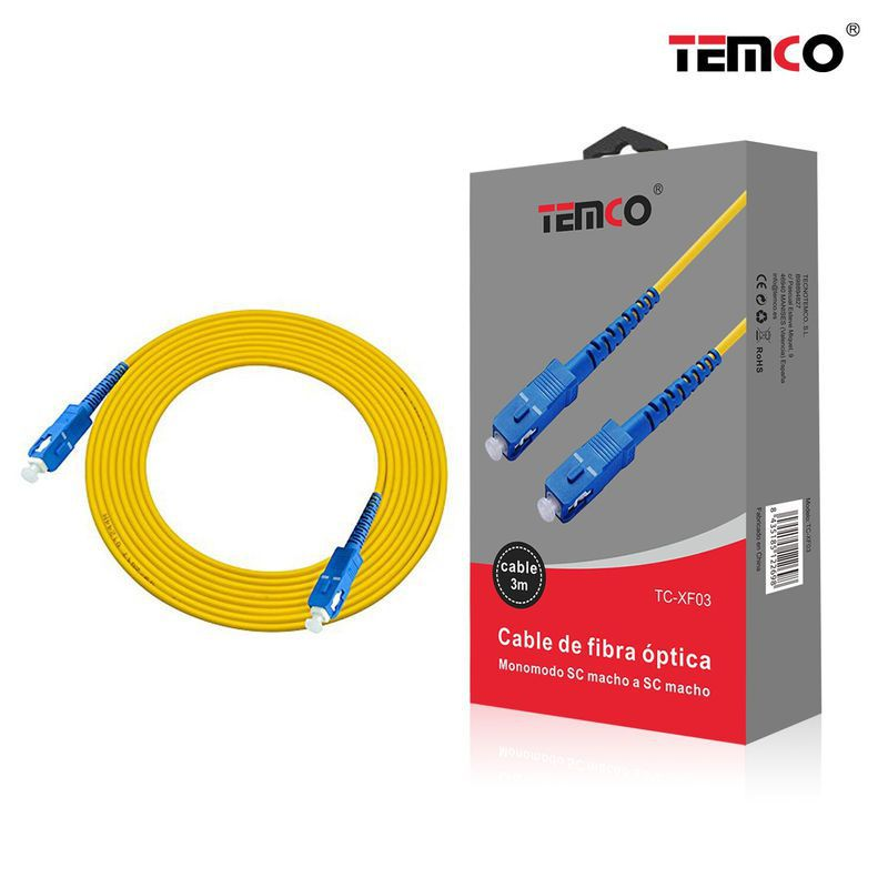 3M fiber optic connection cable