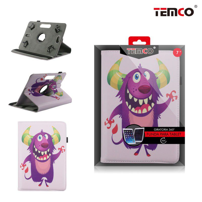 Funda Tablet Universal 7.0 Devil