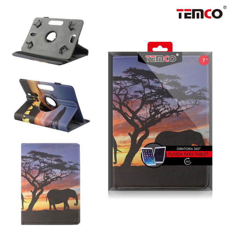 Tablet Universal 7.0 Elephant Case