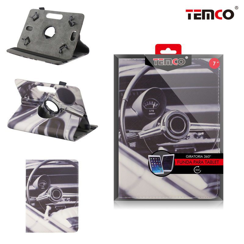 Funda Tablet Universal 7.0 Steering Wheel