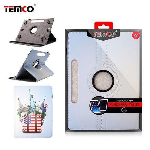 Funda Tablet Universal 9.0 USA