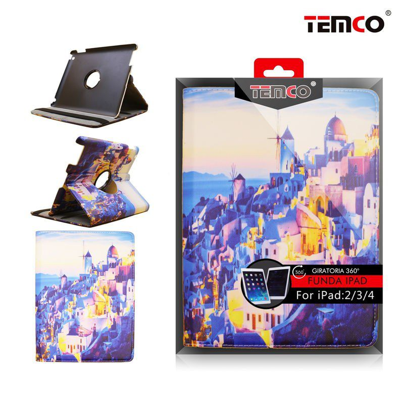 Funda iPad 2 / 3 / 4 Greece