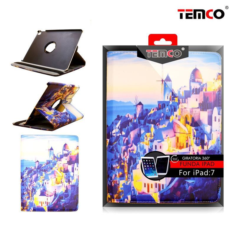 Funda iPad 7 Air 2 Greece