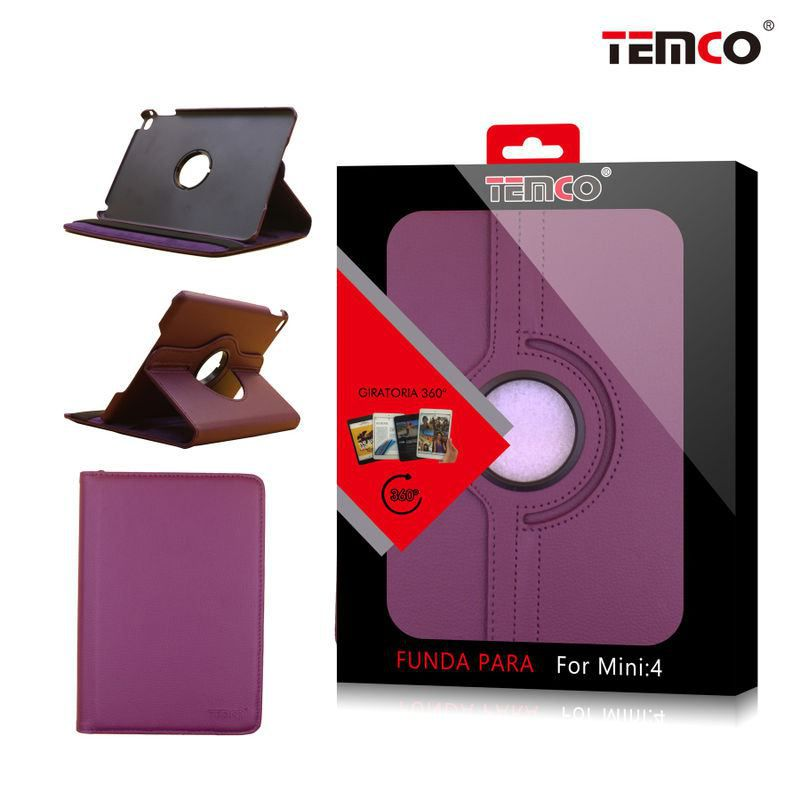 Funda iPad Mini 4 / 5 Morado
