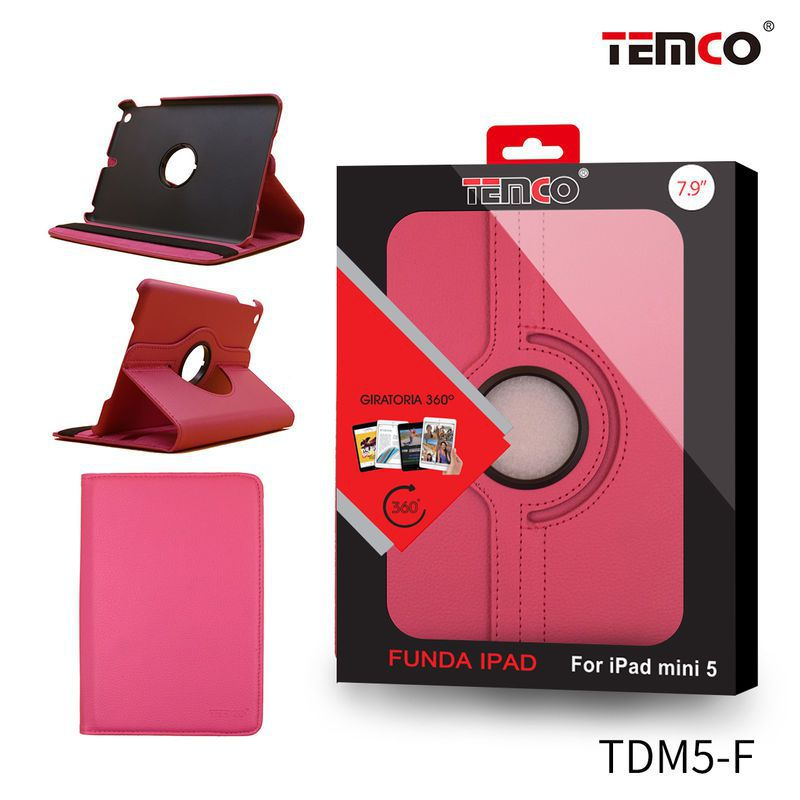 Funda iPad Mini 5 Fucsia