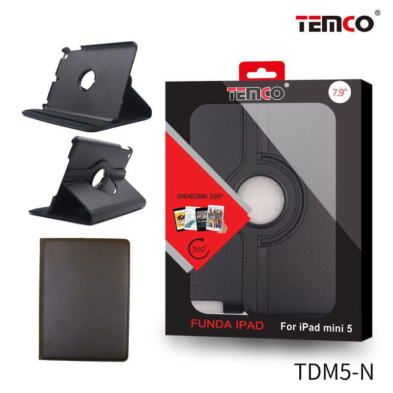 Funda iPad Mini 4 / 5 Negro