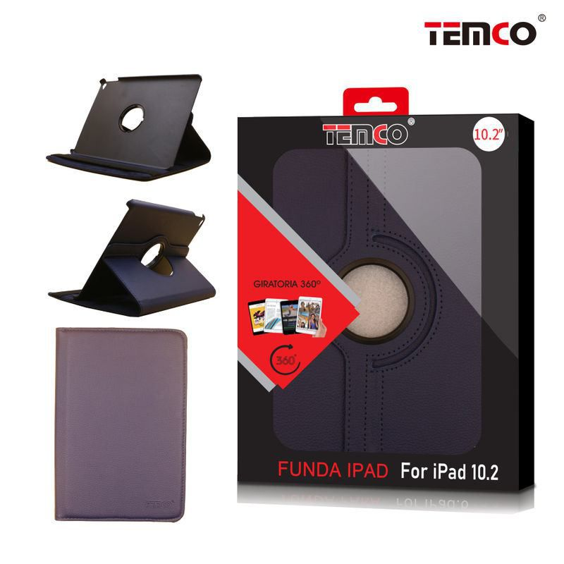 Funda iPad 10.2'' Azul