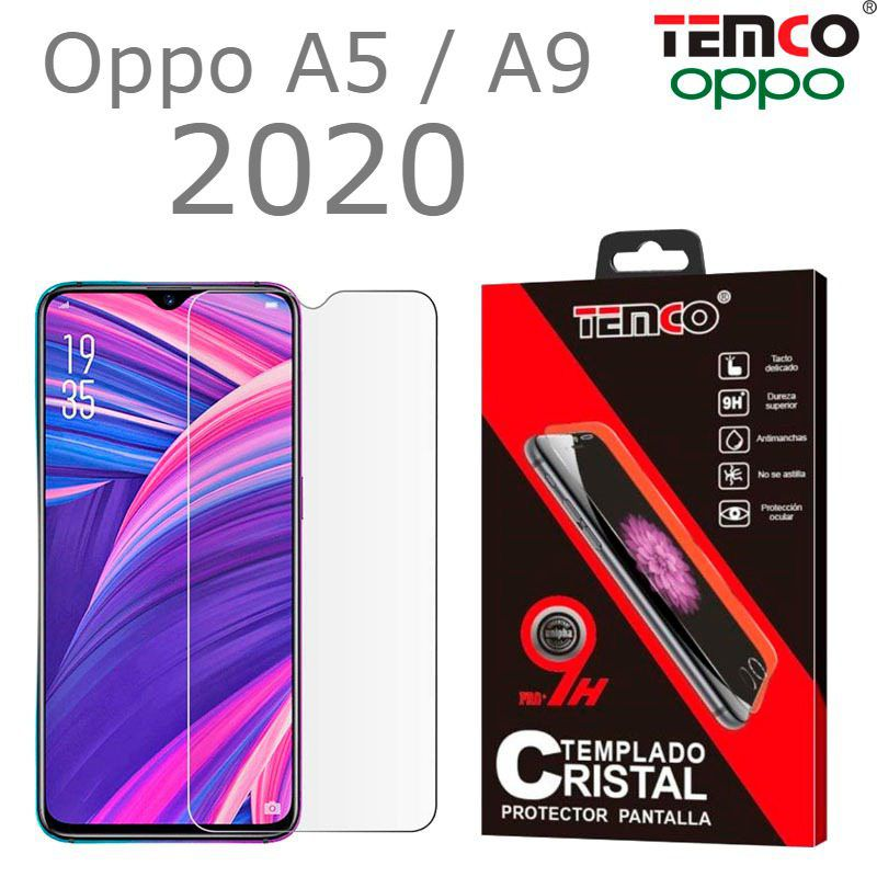 cristal oppo a5 (2020)