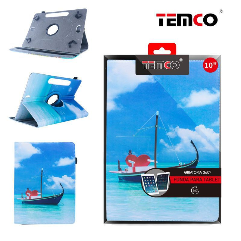 funda tablet universal 10,0'' beach