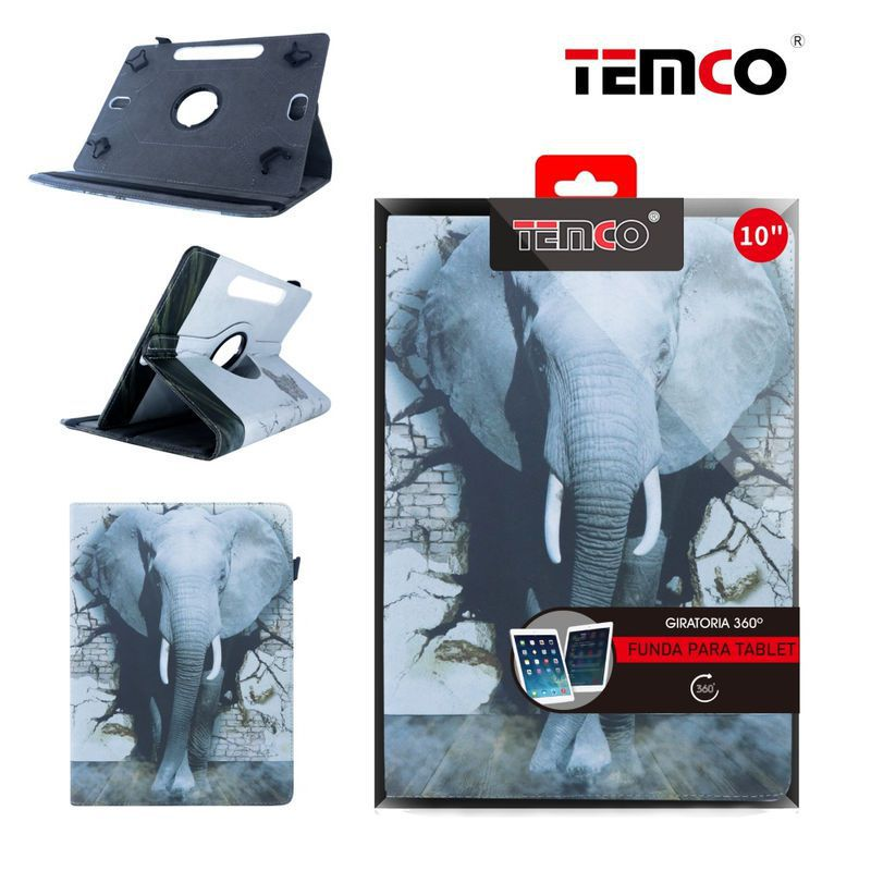 funda tablet universal 10,0'' elephant