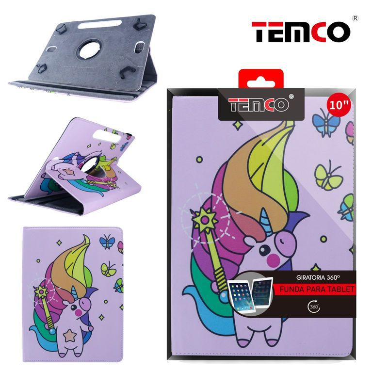 Funda Tablet Universal 10,0'' Unicorn
