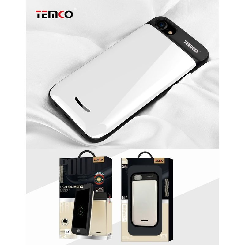 PBank 2600 mAh Iphone 4.7 White