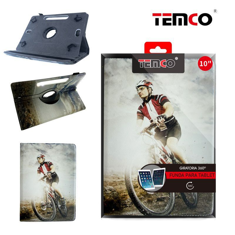 Funda Tablet Universal 10,0'' Bike